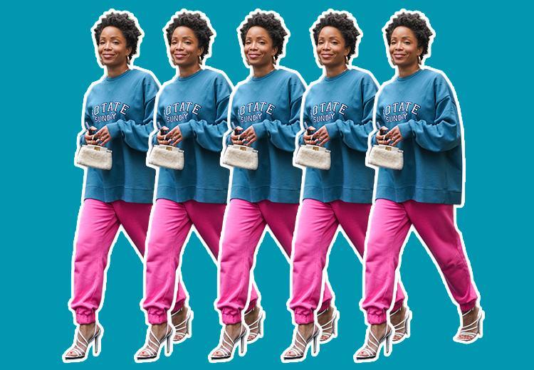 3 manieren om een joggingbroek stijlvol te dragen