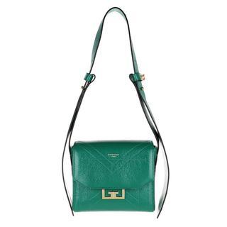 Cross Body Bags - Small Eden Shoulder Bag Leather Bright Green in groen voor dames - Gr. Small