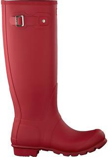 Rode Regenlaarzen Womens Original Tall