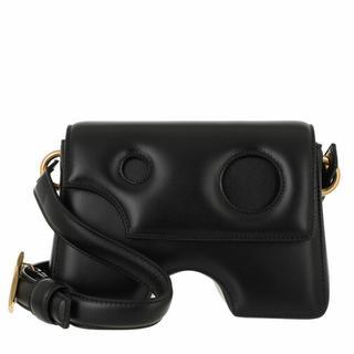 Hobo bags - Burrow Shoulder 22 in zwart voor dames