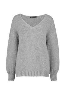 Gespot op straat: de trui als sjaal | Fashionchick