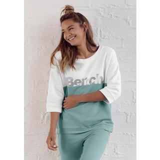 sweatshirt in colourblocking-design