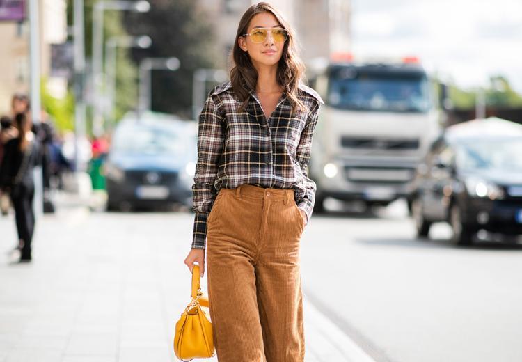 18x de mooiste geruite blouses voor de herfst