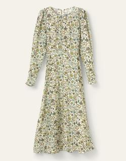 Dole long sleeve dress 02 zitz it up multi