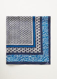 Onesto sjaal van zijde 90 x 90 cm