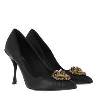 Pumps & high heels - Devotion Pumps Leather in black voor dames