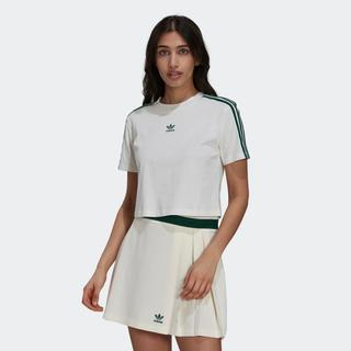 Tennis Luxe Cropped T-shirt