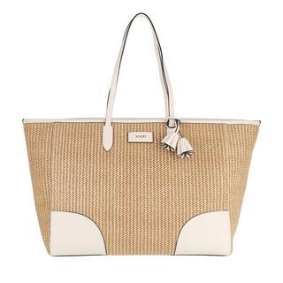 Shoppers - Natura Carmen Shopper Xlhz in beige voor dames