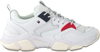 Witte Sneakers Chunky Lifestyle Wmn