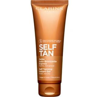 Self Tanning Instant Gel Face Body SELF TANNING INSTANT GEL FACE & BODY