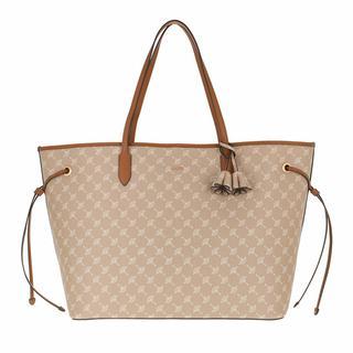 Shoppers - Cortina Lara Shopper in beige voor dames