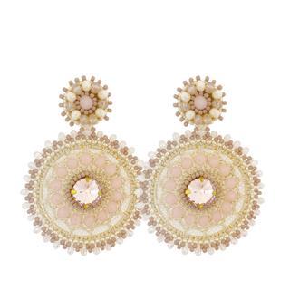 Pink Lila Ibiza Earrings