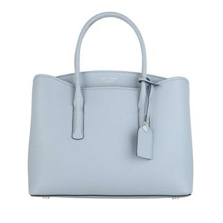 Satchels - Margaux Large Satchel Bag in blauw voor dames