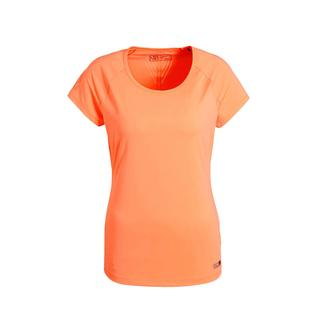 T-shirt Madalyne oranje
