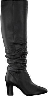 Zwarte Hoge Laarzen Urica