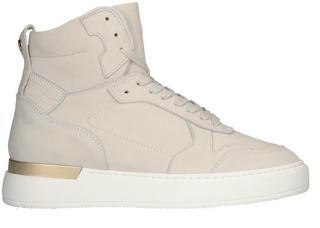 Beige Hoge Sneaker 77168