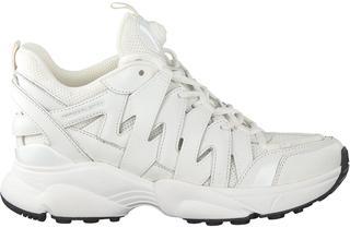Witte Lage Sneakers Hero Trainer
