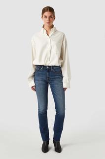 YAMA jeans Female - Darkblue