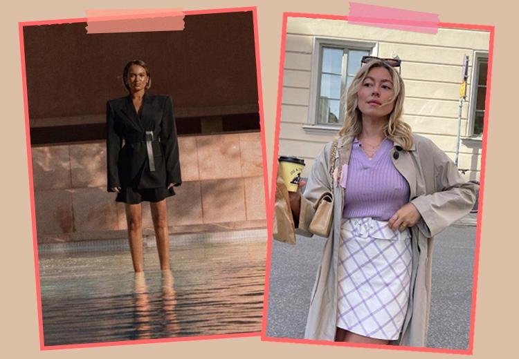 5 manieren om de minirok deze zomer te dragen