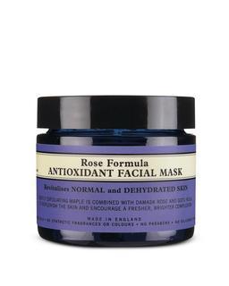 Rose Antioxidant Facial Mask - 50 gr