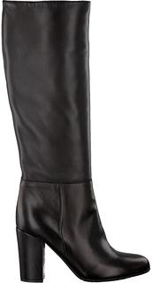 Zwarte Hoge Laarzen Af 100 Lis