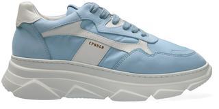 Blauwe Lage Sneakers Cph51