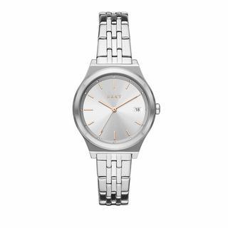 Horloges - Parsons Three-Hand Date Stainless Steel Watch in zilver voor dames