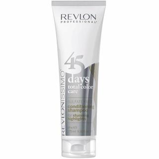 45 Days 2 in 1 Shampoo & Conditioner Stunning Highlights