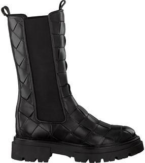 Zwarte Chelsea Boots 01-612
