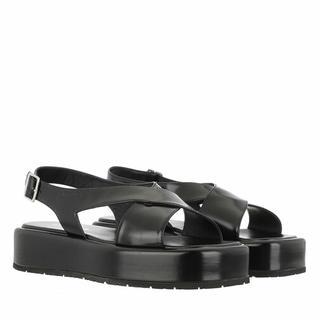 Sandalen - Sandals in zwart voor dames