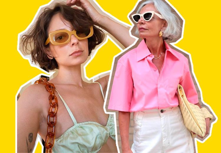 Dit zijn de zonnebrillen trends van de lente/zomer 2021