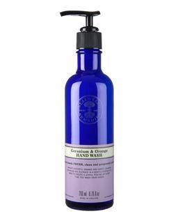 Geranium & Orange Hand Wash - 200 ml