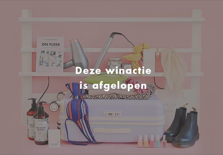 Win: Het ultieme Fashionchick pakket t.w.v. €1600