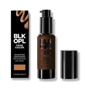 True Color Pore Perfecting Liquid Foundation - 640 Suede Mocha