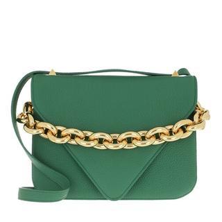 Crossbody bags - Saint Germain Crossbody Bag in green voor dames