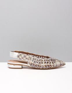 13031 sandalen dames multi-kleur trenza multi metal
