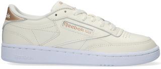 Witte Lage Sneakers Club C 85 Wmn