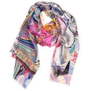 Dames Sjaals in Zijde (Diversen)