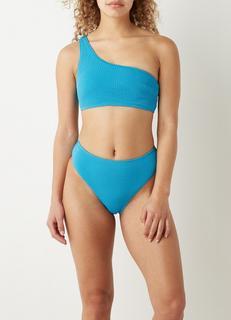 Sea Dive high waisted bikinislip met structuur