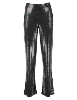 Nina Pantalon Fw19x102 Flared broek Nina FW19X102