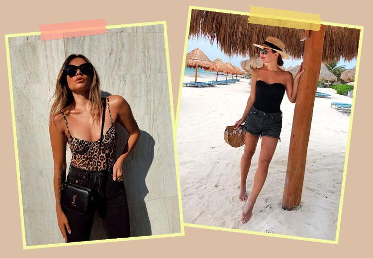 Je badpak dragen als zomertop: zo doe je dat