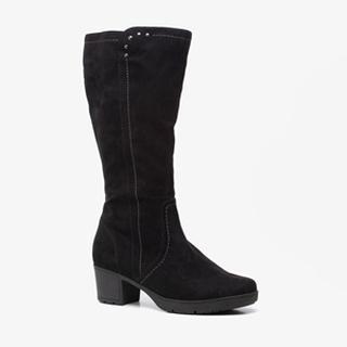 dames laarzen met hak