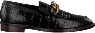Zwarte Loafers 31243