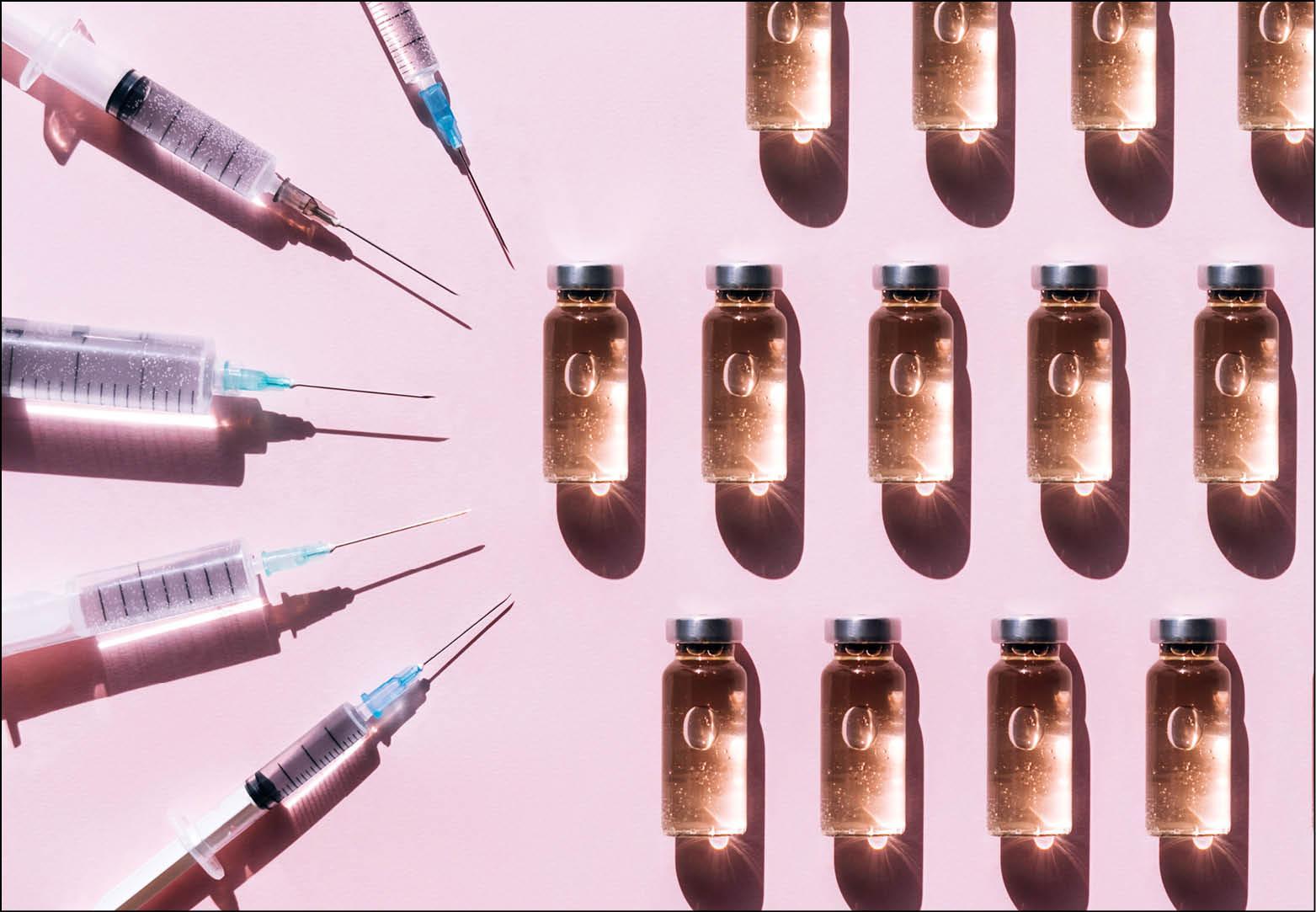 Het verschil tussen Botox, fillers en injectables