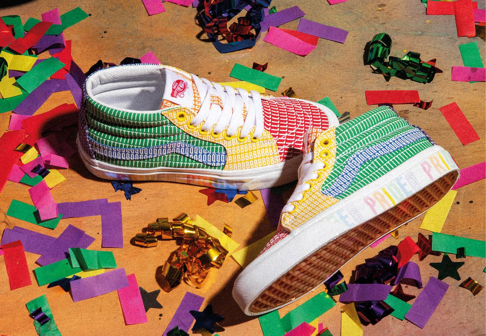 Van deze kleurrijke Pride collectie wordt echt íedereen blij