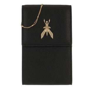 Telefoonhoesjes - Smartphone Wallet in zwart voor dames
