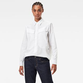 Regular Cargo Shirt - Straight Fit