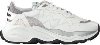 Witte Lage Sneakers Vegan Futura