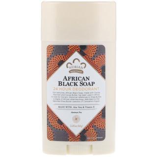 24 Hour Deodorant, African Black Soap (64 g)