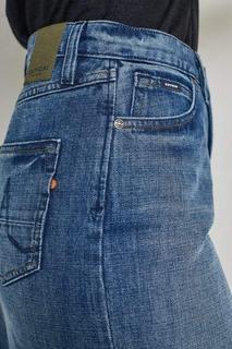 Dani Denim Skirt Vintage Blue